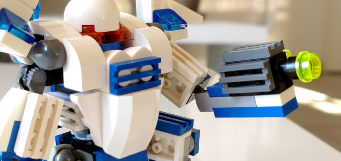 Cover picture of the Mini Robot